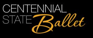 Centennial State Ballet logo