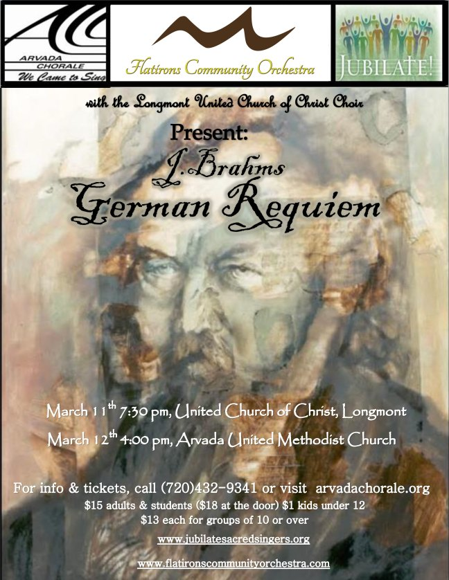 FCO March 2017 concert flyer