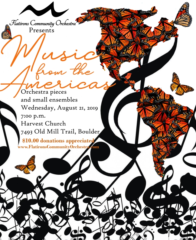 2019-08-21 Concert Flyer