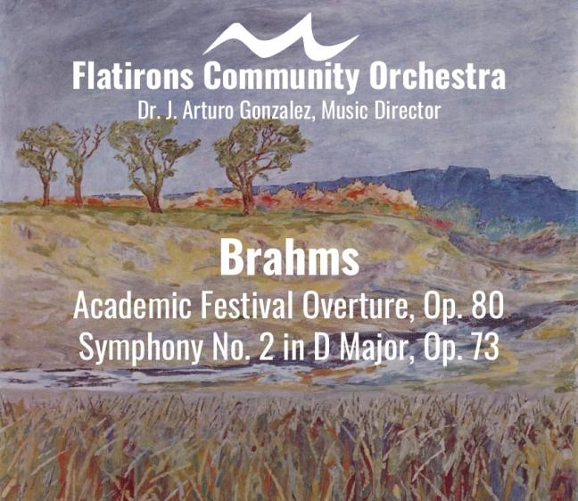 2019-10-27 Concert Flyer